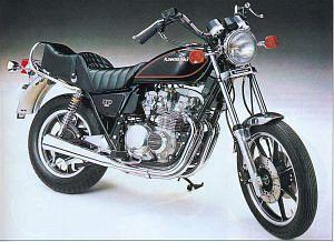 Kawasaki Z550LTD (1980)