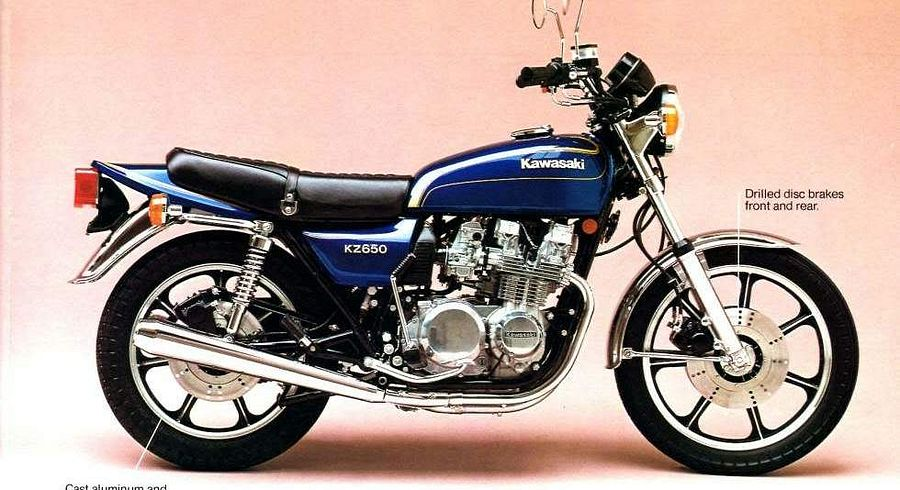 Kawasaki Z650F (1982-83)