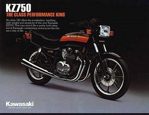 Kawasaki Z750F (1982)