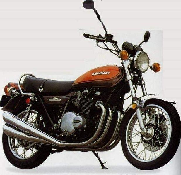 Kawasaki Z1 (1973)