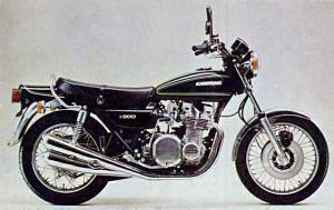 Kawasaki Z 900 (1976)