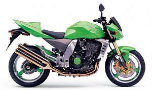 Kawasaki Z1000 (2003-04)