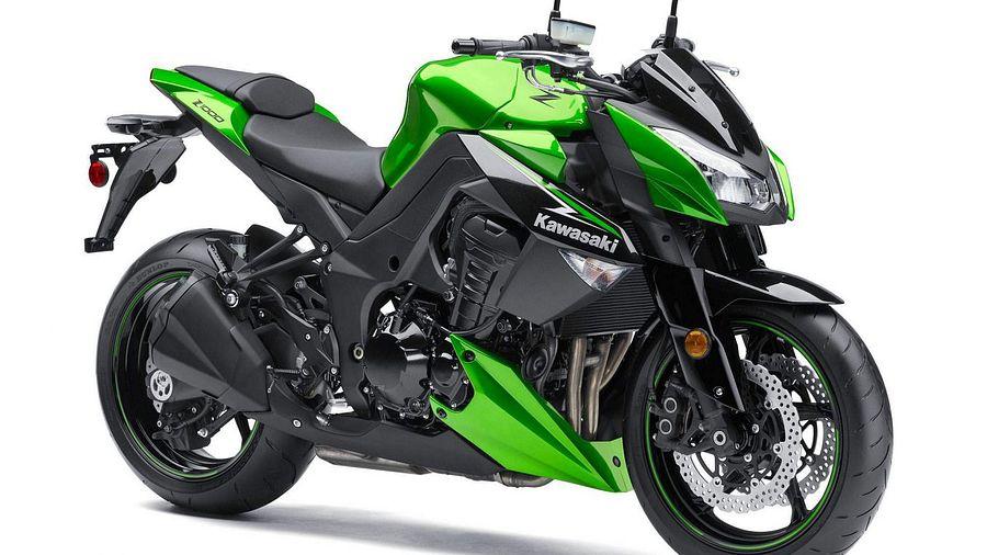 Kawasaki Z 1000 (2013)