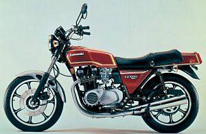 Kawasaki Z1000 MKII (1979-80)