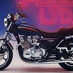 Kawasaki Z1000LTD (1979-80)