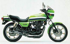 Kawasaki Z1000R (1982)
