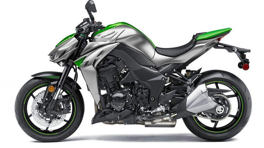Kawasaki Z 1000 (2016-17)