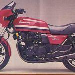 Kawasaki Z1100GP (1981)