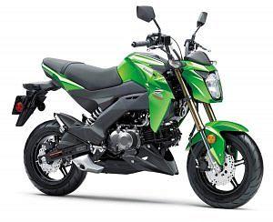 Kawasaki Z125 Pro (2017-18)