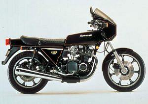 Kawasaki Z1 (1980)