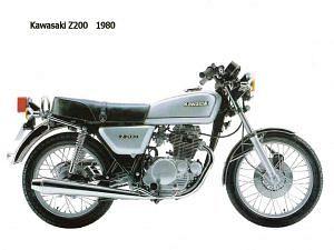 Kawasaki Z200 (1980-82)