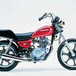 Kawasaki Z250LTD (1980-82)