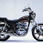 Kawasaki Z250 LTD (1986-87)