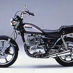 Kawasaki Z250 LTD (1988)