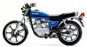 Kawasaki Z250C (1979-80)