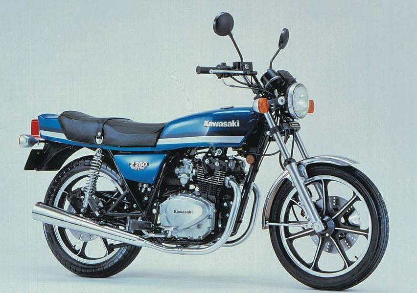 Kawasaki Z 250F (1980-81)