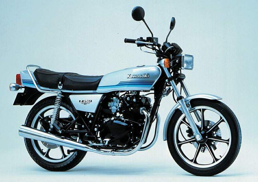 Kawasaki Z 250F (1982-83)