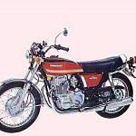 Kawasaki Z400 Special (1977)