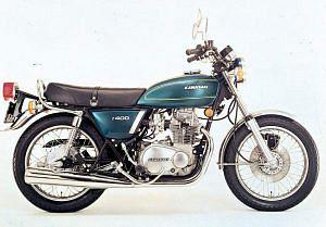 Kawasaki Z400 Special (1974-75)