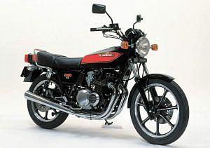 Kawasaki Z400FX (1978-79)