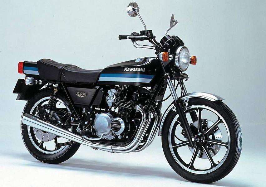 Kawasaki Z400FX (1980-82)