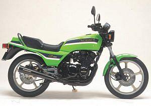 Kawasaki Z400GP (1982)