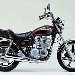 Kawasaki Z400 LTD (1981)