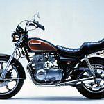 Kawasaki Z400 LTD (1982-84)