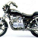 Kawasaki Z 440LTD (1980-84)