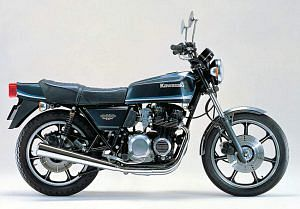 Kawasaki Z550 (1980-81)