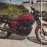 Kawasaki Z550F (1983)