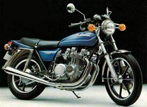 Kawasaki Z650F (1980-81)