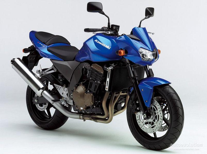 Kawasaki Z750 (2006)