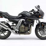 Kawasaki Z750 (2004-05)
