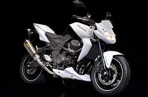 Kawasaki Z750 (2010)