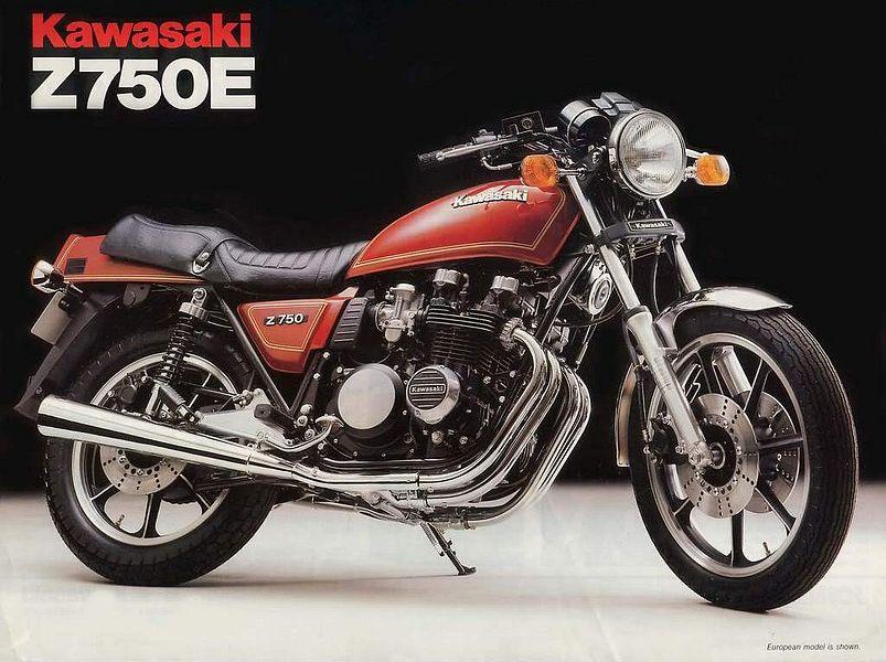 Kawasaki Z750F (1980-81)