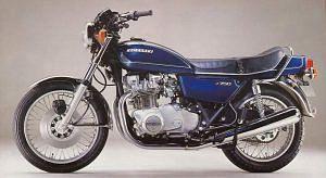 Kawasaki Z750 (1976)