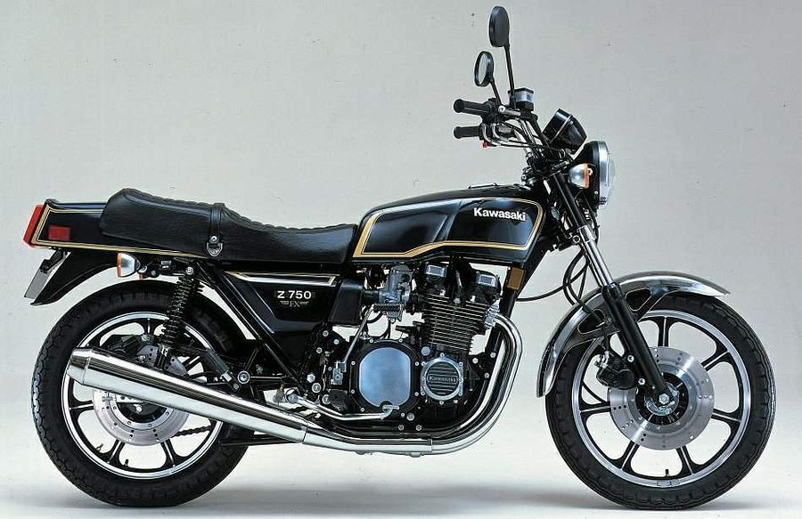 Kawasaki Z750FX (1979)