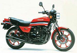 Kawasaki GPZ750 (1981)