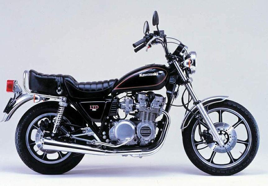 Kawasaki Z750KTD (1980)