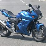 Kawasaki Z 750S (2005-06)