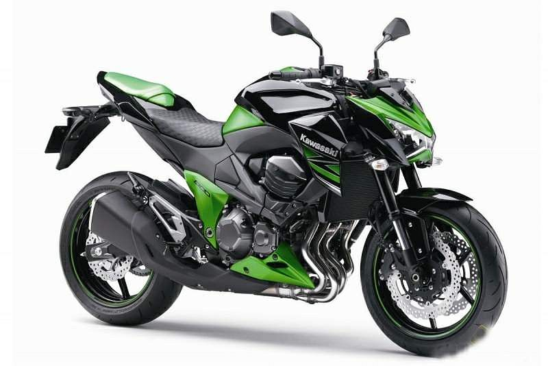 Kawasaki Z750 (2015-16)