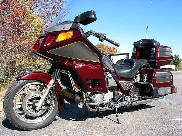 Kawasaki ZN1200 Voyager (1986-88)