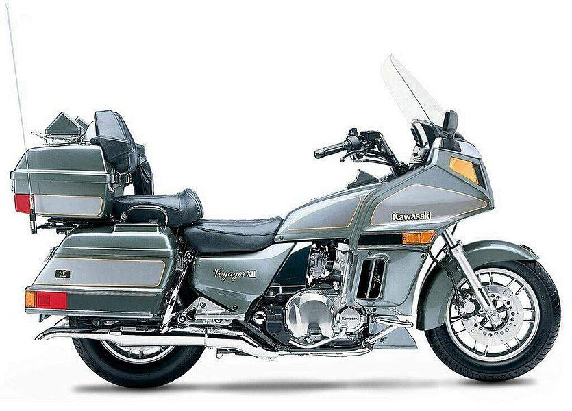 Kawasaki ZG1200 Voyager XII (2000-03)