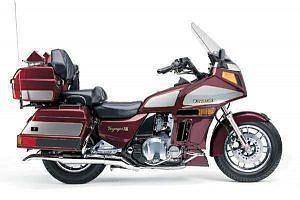 Kawasaki ZG1200 Voyager XII (1997-99)
