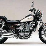 Kawasaki ZL400 Eliminator (1988)