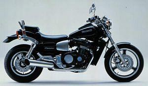 Kawasaki ZL750 Eliminator (1985)