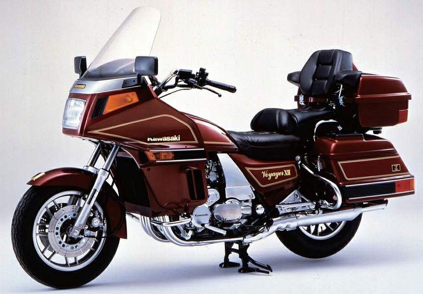 Kawasaki ZG1200 Voyager (1989-91)