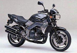 Kawasaki ZR (1992)
