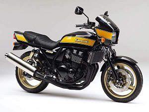 Kawasaki ZR (2007-08)